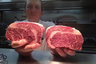 Beef Marble Quality 5 So Werden Wagyu Kobe Rinder Bei Uns
